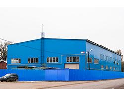 Новый производственно-складской комплекс 5000 м2