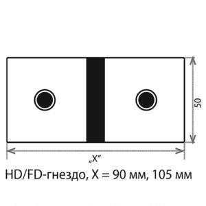 HD/FD удлинитель CS1-BUS90 / 105