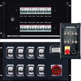 Контроллер ручного управления для лебедки BGV-C1: 8-каналов