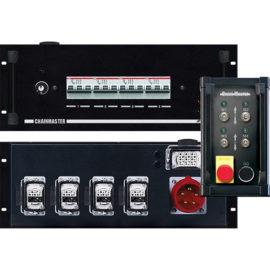 Контроллер ручного управления для лебедки BGV-C1: 4-канала