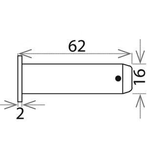 Шарнирный комплект CS1-HS L_R_чертеж_4
