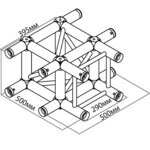 Угловой блок HD34 / FD34